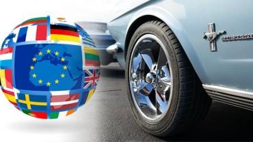 Kako kupiti rabljeni automobil ili plovilo u Njemačkoj ili Belegiji?