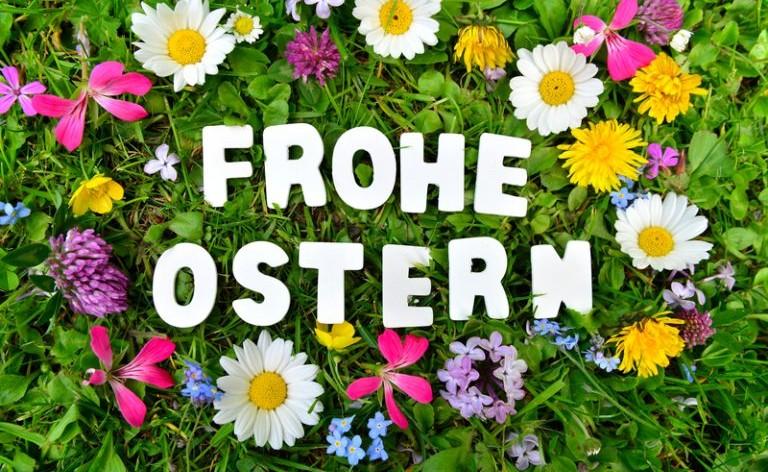 8 primjera kako poslovnim partnerima, prijateljima čestitati Uskrs na njemačkom jeziku!